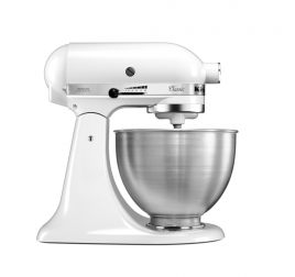 4,3 literes KitchenAid Classic robotgép - fehér