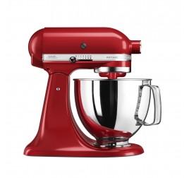 4,8 literes KitchenAid Artisan robotgép - piros