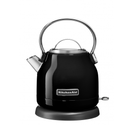 1,25 literes KitchenAid Classic vízforraló - onyx fekete