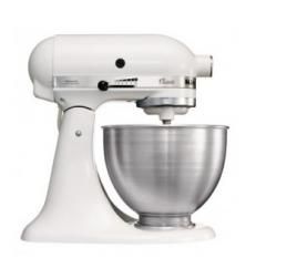 4,28 literes KitchenAid Classic robotgép - fehér