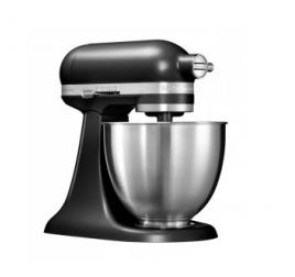 3,3 literes KitchenAid mini robotgép - matt fekete