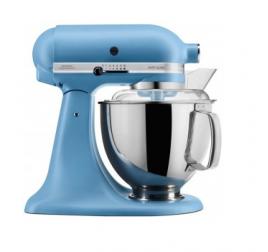 4,8 literes KitchenAid Artisan robotgép - vintage kék