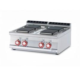 4 főzőlapos Lotus asztali elektromos tűzhely