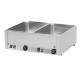 2xGN1/1-es RedFox asztali elektromos melegentartó
