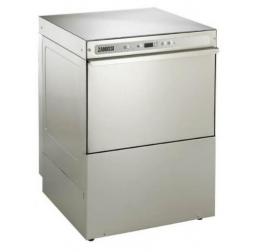 50x50 cm-es Zanussi ürítőszivattyús tányér- és pohármosogatógép, bemutató darab