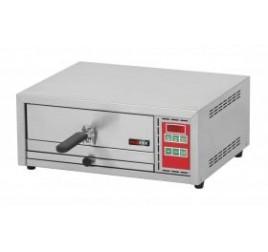 1 aknás RedFox elektromos pizzakemence 35x35 cm-es kamramérettel (digitális vezérlés)
