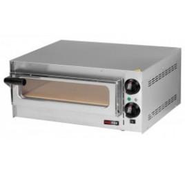 1 aknás RedFox elektromos pizzakemence 41x37 cm-es kamramérettel