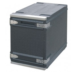 GN1/1 Frontloader thermobox zsanéros ajtóval