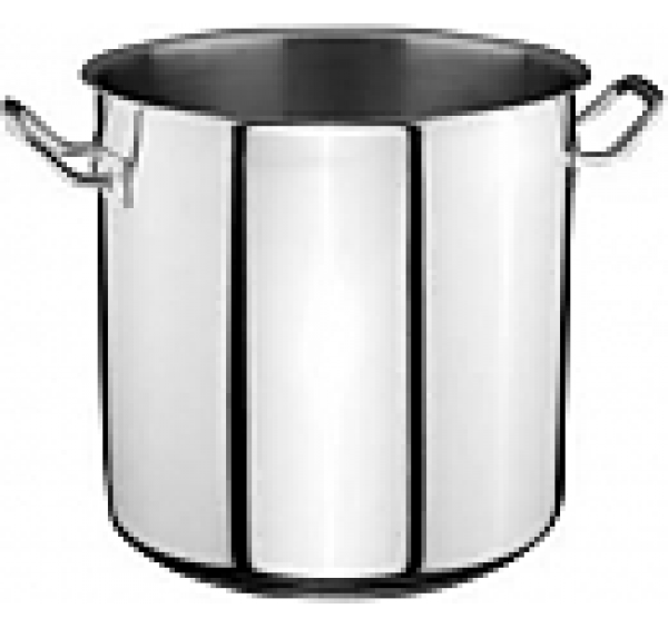 100 literes Montini rozsdamentes fazék