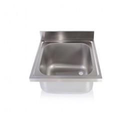 Egymedencés mosogatófedlap 50x50x30 cm-es medencemérettel