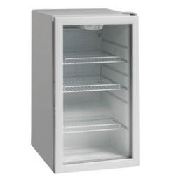 110 literes üvegajtós hűtőszekrény