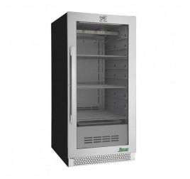 Forcar üvegajtós érlelő szekrény