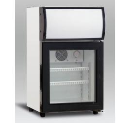 18 literes üvegajtós hűtőszekrény