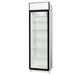 385 literes üvegajtós hűtőszekrény