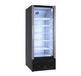 600 literes üvegajtós hűtőszekrény