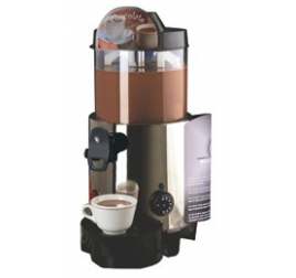 5 literes Diamond forró csoki gép