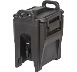 10 literes hőszigetelt italszállító konténer adagoló csappal