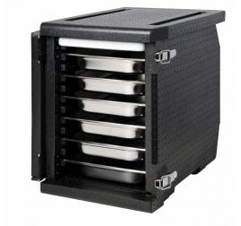 GN1/1 -es frontloader prémium thermobox nyíló ajtóval