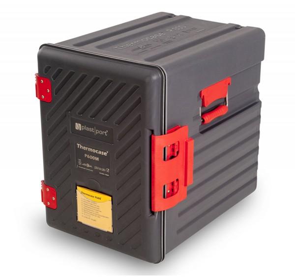 GN1/1-es elöltöltős thermobox zsanéros nyíló ajtóval
