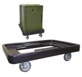 Thermoláda szállító kocsi