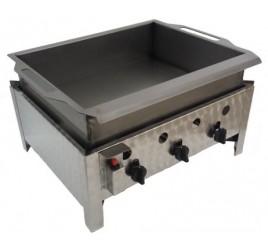 3 égős asztali lángossütő (PB)