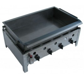 4 égős asztali lángossütő (PB)