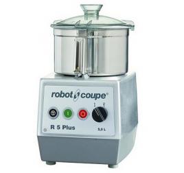 5,5 literes ROBOT COUPE kutter - 2 sebességfokozattal
