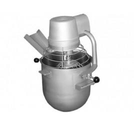 Habverő, dagasztó, keverő segédgép (cukrász funkció)
