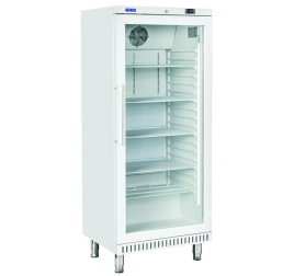 400 literes Cool Head üvegajtós cukrászati hűtőszekrény