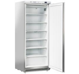 600 literes Cool Head teli ajtós mélyhűtő szekrény rozsdamentes külsővel