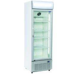 350 literes Cool Head üvegajtós hűtőszekrény