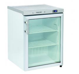 200 literes Cool Head üvegajtós mélyhűtő szekrény