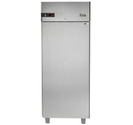 700 literes Ilsa teli ajtós rozsdamentes hűtőszekrény